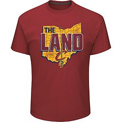 Men's Majestic Cleveland Cavaliers Top Dogs Tee