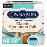 Keurig® K-Cup® Pod Cinnabon Classic Cinnamon Roll Coffee - 48-pk.