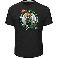 Men's Majestic Boston Celtics Midnight Tee
