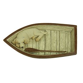 Bacova Woodland Dogs Soap Dish