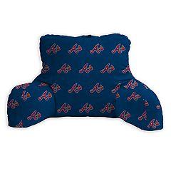 Atlanta Braves Backrest Pillow