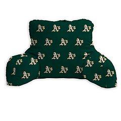 Oakland Athletics Backrest Pillow