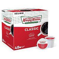 Keurig® K-Cup® Pod Krispy Kreme Smooth Light Roast Coffee - 48-pk.