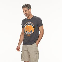 Men's Columbia Shadrack Logo Graphic Tee