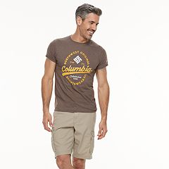 Men's Columbia Aortic Logo Graphic Tee