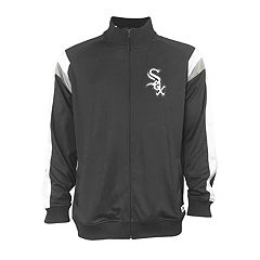 Men's Stitches Chicago White Sox Track Jacket