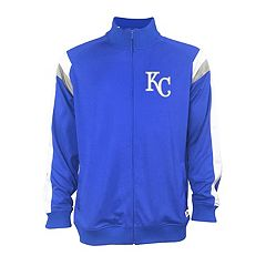 Men's Stitches Kansas City Royals Track Jacket