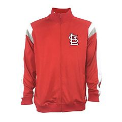 Men's Stitches St. Louis Cardinals Track Jacket