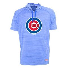 Men's Stitches Chicago Cubs Hooded Tee