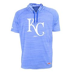 Men's Stitches Kansas City Royals Hooded Tee