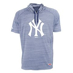 Men's Stitches New York Yankees Hooded Tee