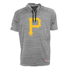 Men's Stitches Pittsburgh Pirates Hooded Tee