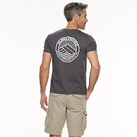 Men's Columbia Grant Logo Graphic Tee