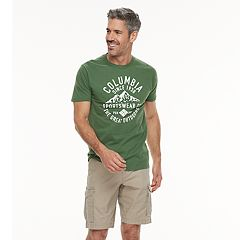 Men's Columbia Outdoor Graphic Tee