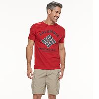 Men's Columbia Metro Logo Graphic Tee