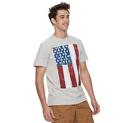 Men's Urban Pipeline® American Flag Tee