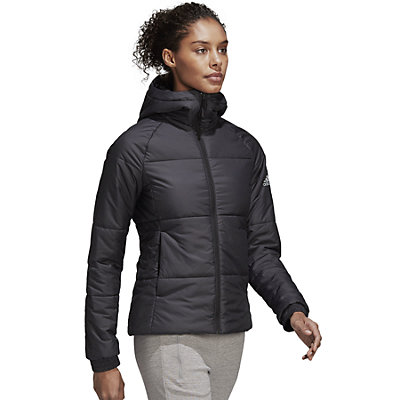 Women's adidas Hooded Quilted Puffer Jacket