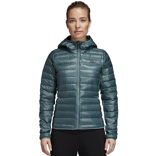 best deals on 100% quality classic style Women's adidas Varilite Hooded Jacket