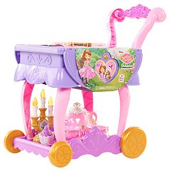 Disney's Sofia The First 13-Piece Delightful Dining Cart