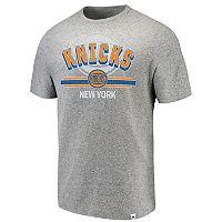 Men's Majestic New York Knicks Skill Tee