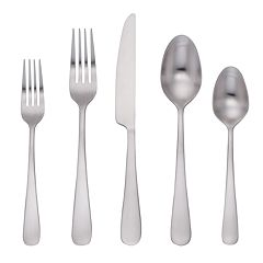Food Network™ 20-piece Classic Silver Flatware Set