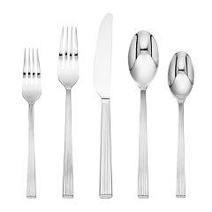 Food Network™ 20-piece Silver Birch Flatware Set