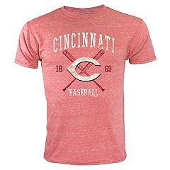 Boys 8-20 Cincinnati Reds Stitches Printed Tee