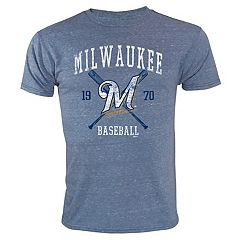 Boys 8-20 Milwaukee Brewers Stitches Printed Tee