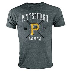 Boys 8-20 Pittsburgh Pirates Stitches Printed Tee