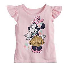 Disney's Minnie Mouse Baby Girl Flutter Sleeve Tank by Jumping Beans®