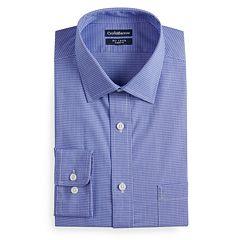 Men's Croft & Barrow® Slim-Fit Non-Iron Stretch Dress Shirt