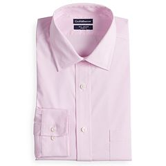 Men's Croft & Barrow® Slim-Fit Non-Iron Stretch Dress Shirt