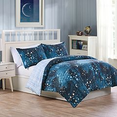 VCNY Home Through The Milky Way Comforter Set
