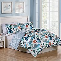 VCNY Home Land Of Time Comforter Set