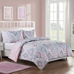 VCNY Home Dream On Bohemian Comforter Set