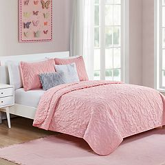 VCNY Home When In Paris Quilt Set
