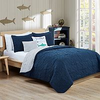 VCNY Home Finn Pinsonic Quilt Set