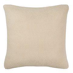 Safavieh Snug Knit Throw Pillow