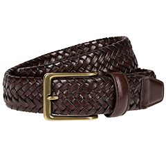 Men's Lee Stretch Braided Belt