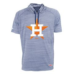 Men's Stitches Houston Astros Hooded Tee