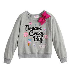 Girls 7-16 JoJo Siwa 'Dream Crazy Big' Sweatshirt