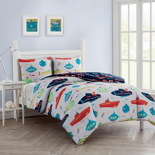 VCNY Home Submarine Comforter Set