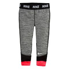 Toddler Girl Nike Dri-FIT Colorblock Leggings