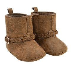 Baby Girl Carter's Riding Boot Crib Shoes