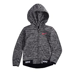 Toddler Girl Nike Dri-FIT Space-Dye Hoodie