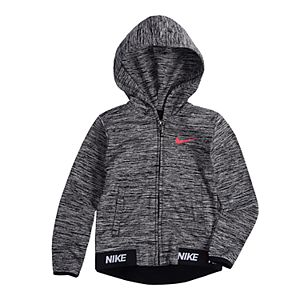 2058e84f122d Sale.  33.00. Original.  44.00. Toddler Girl Nike Dri-FIT Space-Dye Hoodie