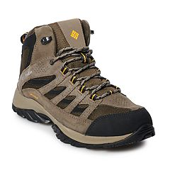 Columbia Crestwood Mid Men's Waterproof Hiking Boots