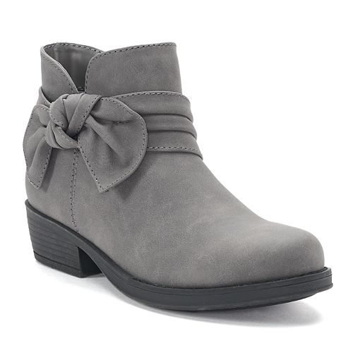 06a72fd6aebb SO® Tricia Girls  Ankle Boots