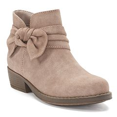 SO® Tricia Girls' Ankle Boots