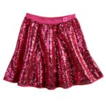 Girls 7-16 JoJo Siwa Sequined Skirt